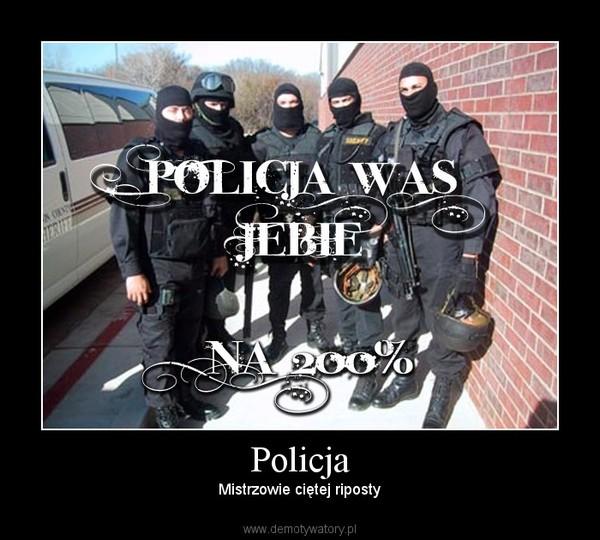 Policja Demotywatorypl