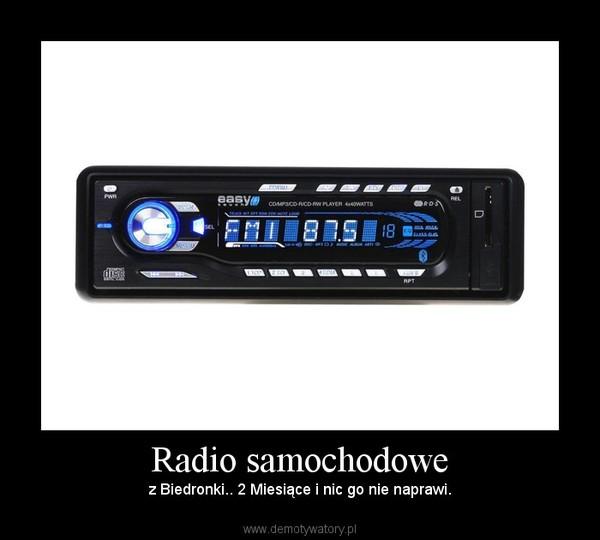 Radio Samochodowe Demotywatorypl