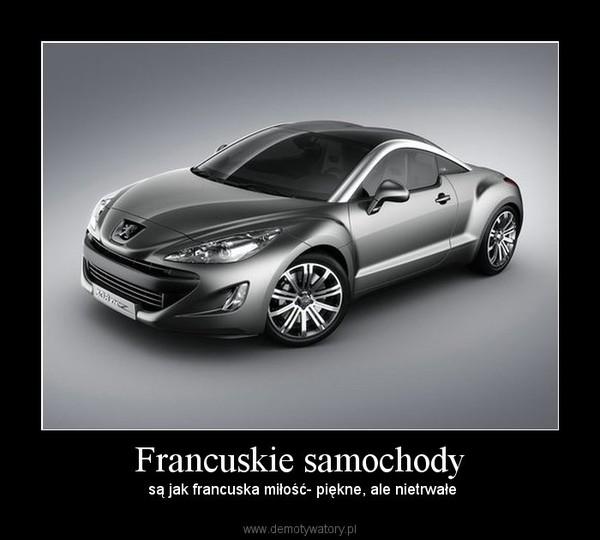 Czytelnicy pytają #2 - Ulubione francuskie samochody - nagłówek - Francuski przy kawie