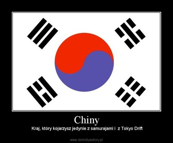 Chiny –  Kraj, który kojarzysz jedynie z samurajami i  z Tokyo Drift