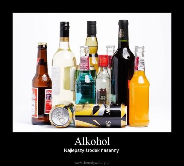 Alkohol – Najlepszy środek nasenny