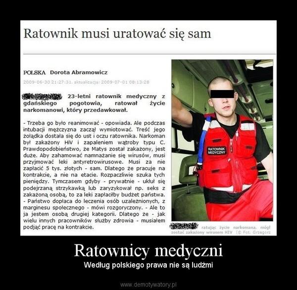 Ratownicy Medyczni Demotywatorypl