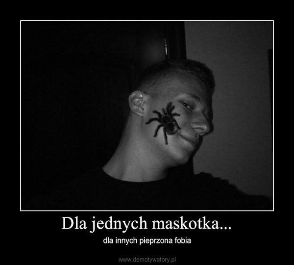 Dla jednych maskotka... – dla innych pieprzona fobia