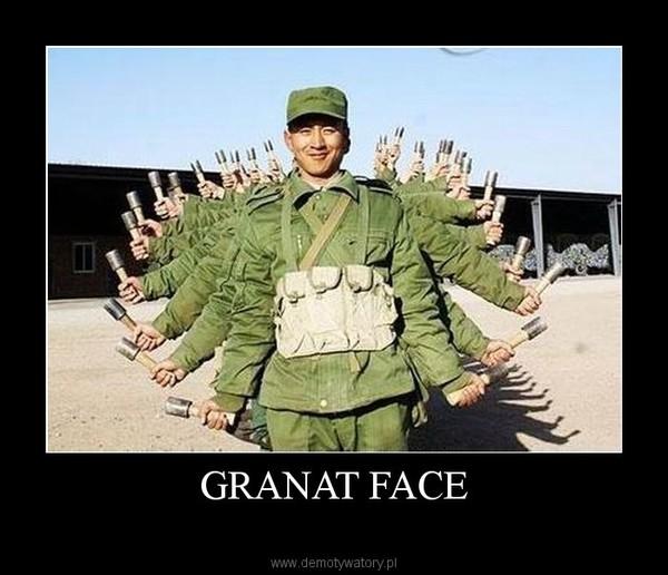 GRANAT FACE –