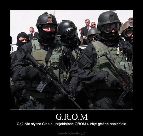 G.R.O.M