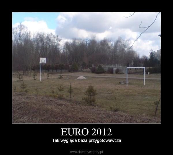 EURO 2012 – Tak wygląda baza przygotowawcza