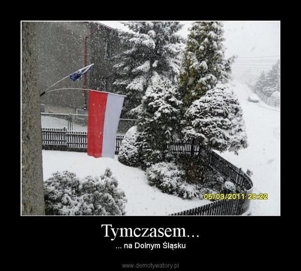 Tymczasem... – ... na Dolnym Śląsku