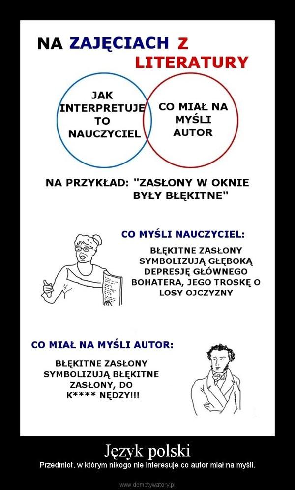 Język Polski Demotywatorypl