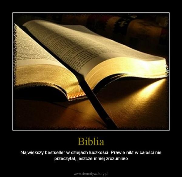 Biblia Demotywatorypl