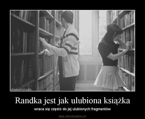 Jaka jest Twoja ulubiona książka