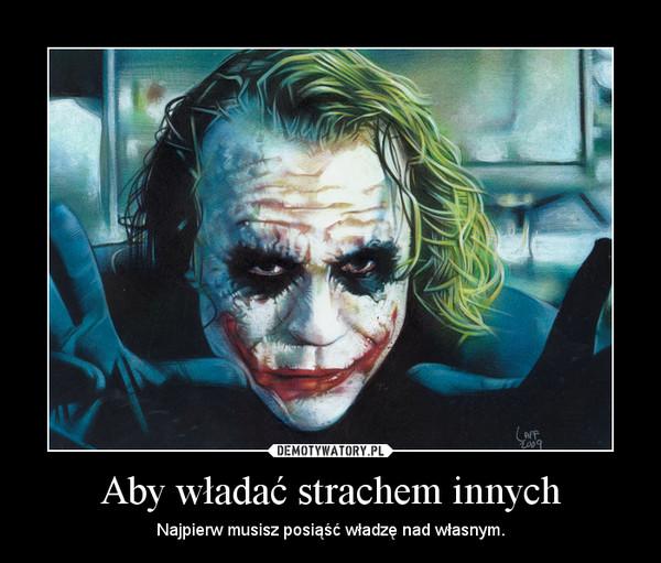 Cytaty Joker