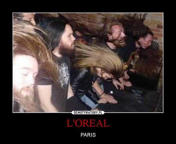 L'OREAL – PARIS