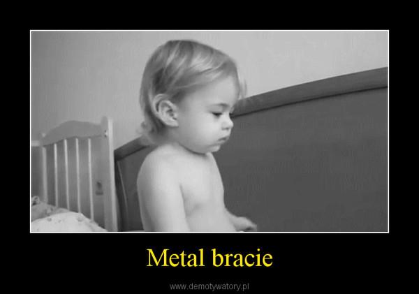 Metal bracie –