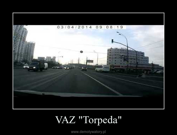 """VAZ """"Torpeda"""" –"""