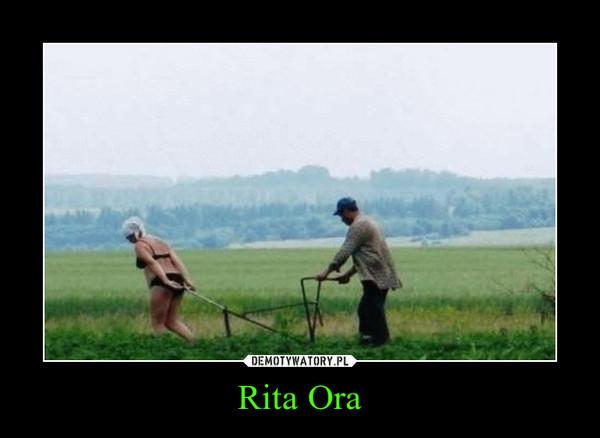 Rita Ora –