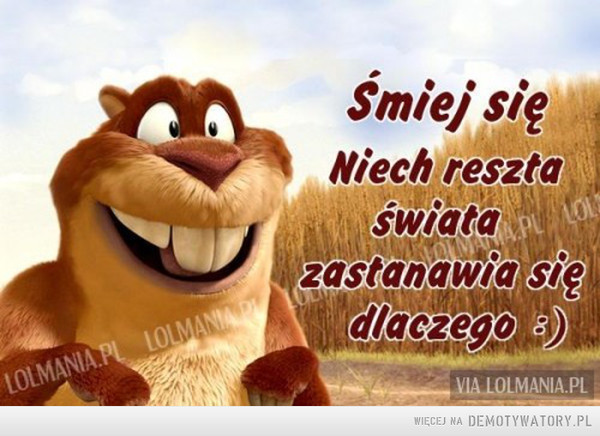 Śmiej się –