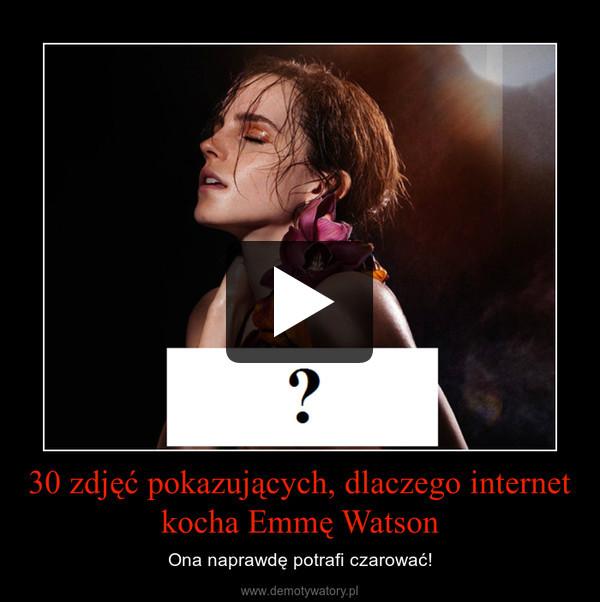 30 zdjęć pokazujących, dlaczego internet kocha Emmę Watson – Ona naprawdę potrafi czarować!