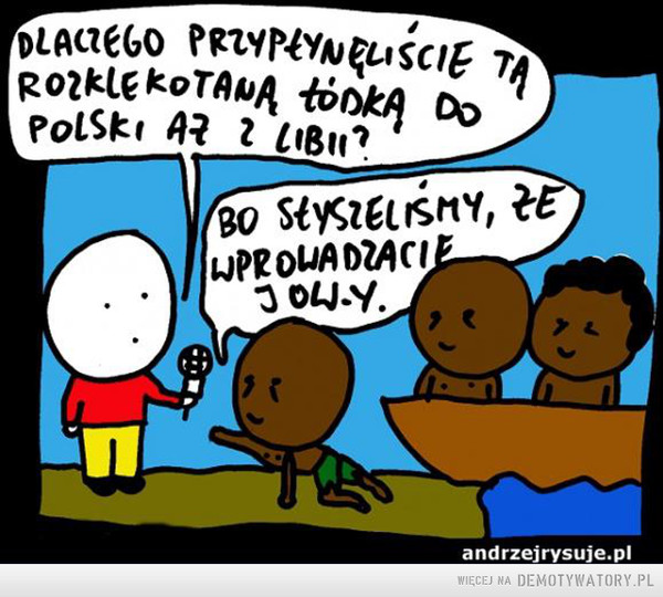Imigranci –
