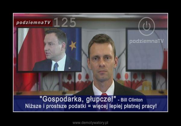 Robią nas w konia: Nowy Prezydent Andrzej Duda - wyszło szydło z worka #125 –