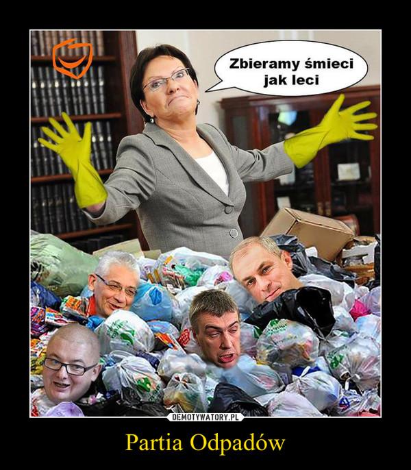 Partia Odpadów –