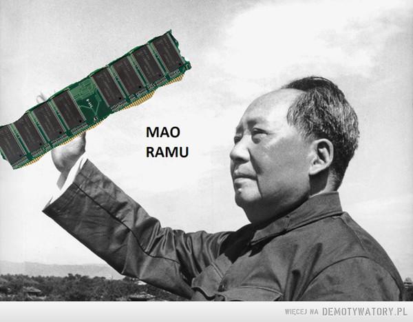 Mao wie, że dzisiejsze gry komputerowe mają wysokie wymagania sprzętowe –