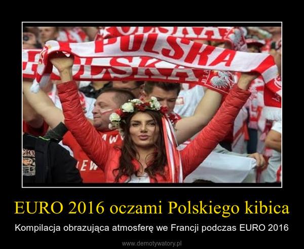 EURO 2016 oczami Polskiego kibica – Kompilacja obrazująca atmosferę we Francji podczas EURO 2016