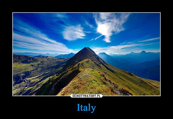 Italy –