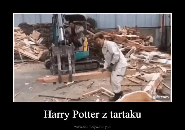 Harry Potter z tartaku –