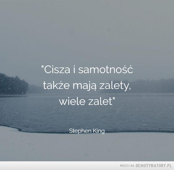 Stephen King –