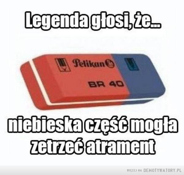 Legenda głosi... –