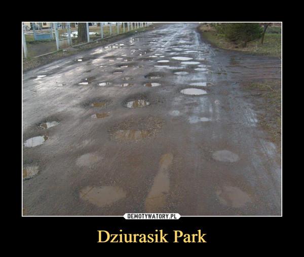 Dziurasik Park –