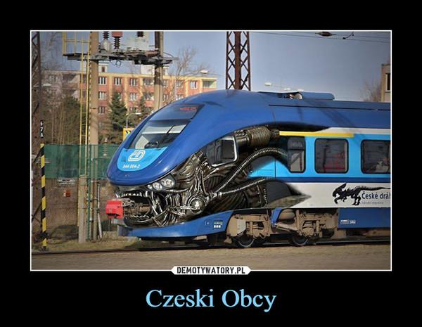 Czeski Obcy –