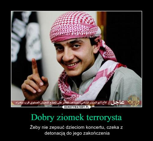 Dobry ziomek terrorysta