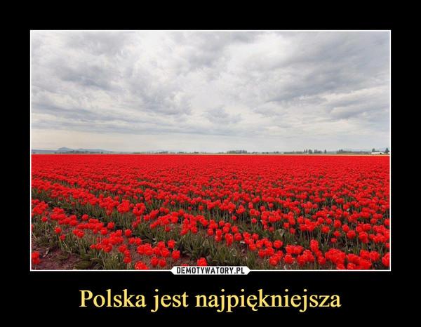 Polska jest najpiękniejsza –