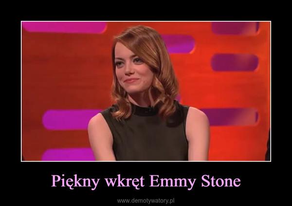 Piękny wkręt Emmy Stone –