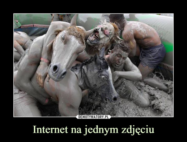 Internet na jednym zdjęciu –