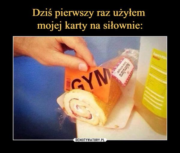 –  gym