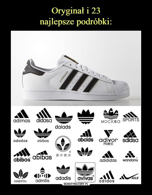 Jak rozpoznać podróbki adidas Superstar? – Sneakersy adidas