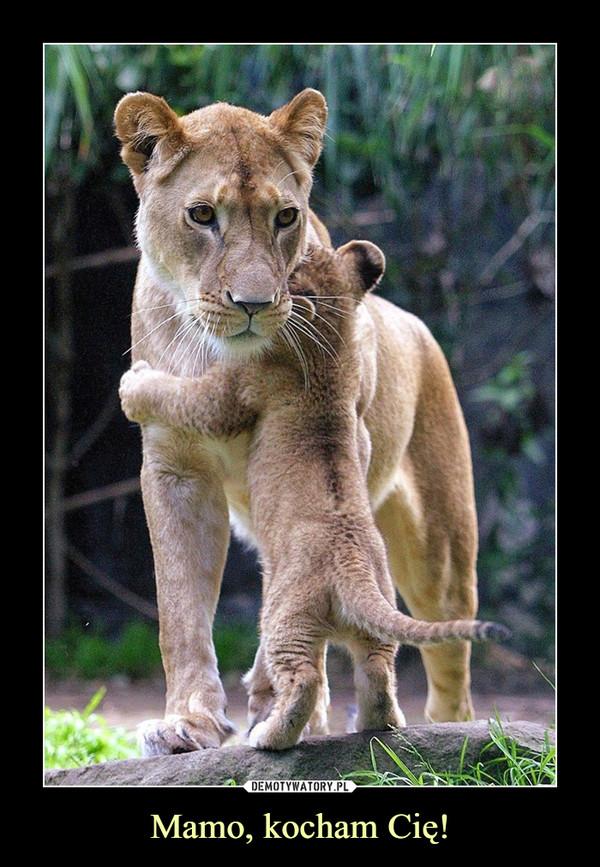 Mamo, kocham Cię! –