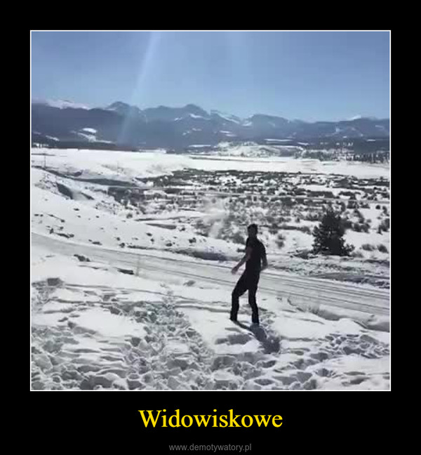 Widowiskowe –