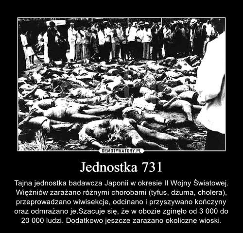 Jednostka 731
