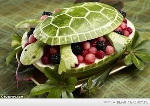 Kulinarna sztuka owocowa –