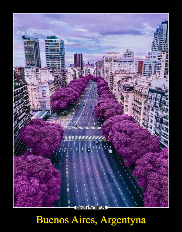 Buenos Aires, Argentyna –