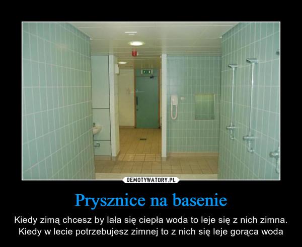 Prysznice Na Basenie Demotywatorypl