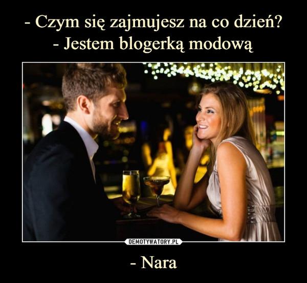 - Nara –