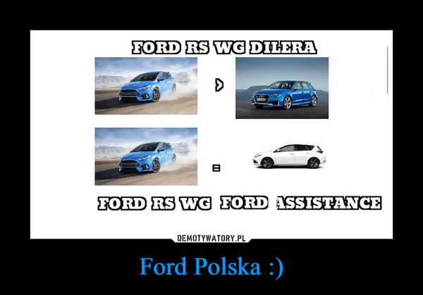 Ford Polska :) –