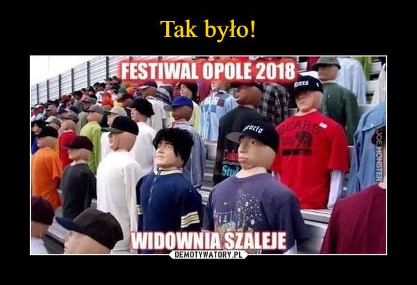 –  festiwal opole 2018widownia szaleje
