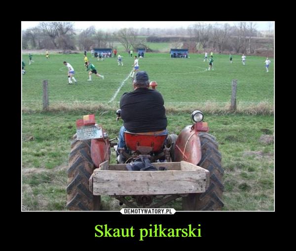 Skaut piłkarski –