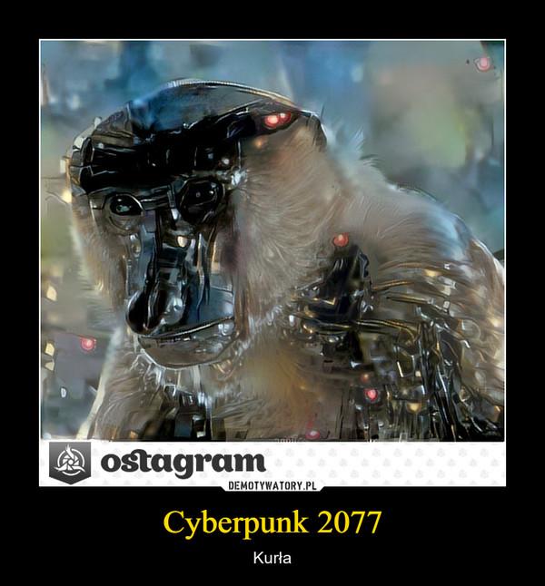 Cyberpunk 2077 – Kurła