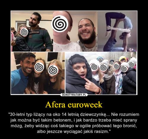 Afera euroweek